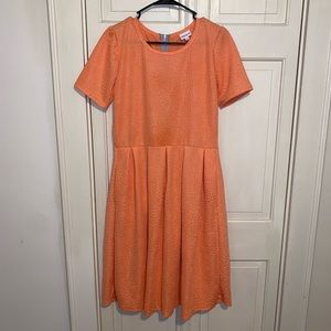 💫2/$15💫Lularoe Amelia Dress